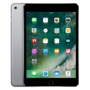 Apple iPad Mini 4 Tablet - iOS WiFi 128GB 2GB 7.9inch Space Grey with FaceTime