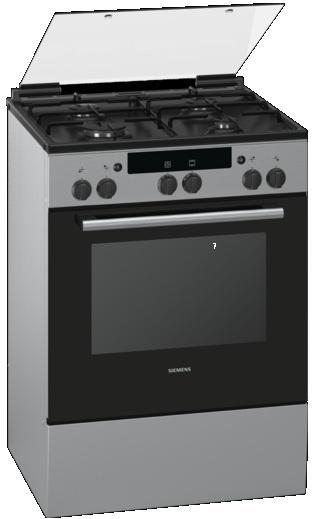 Siemens 4 Gas Burners Cooker HU233510M