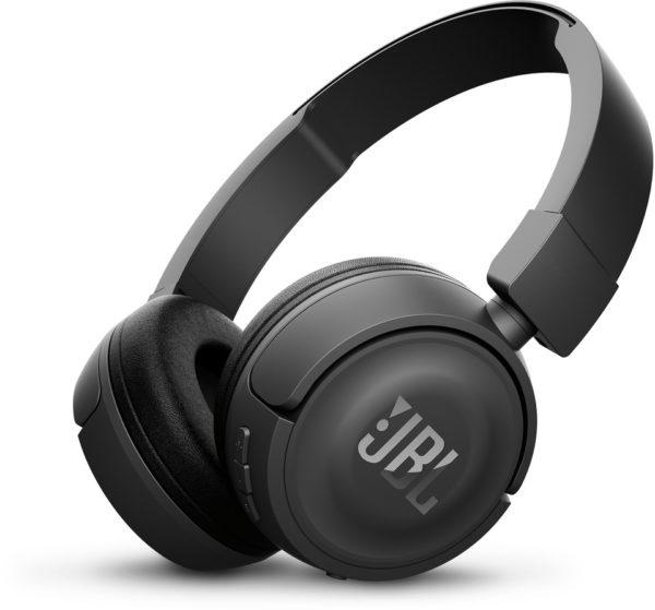 ca4285385d4 Buy JBL T450BT Bluetooth On Ear Headphone Black – Price ...