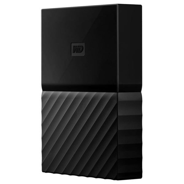 Western Digital My Passport Hard Drive 2TB Black WDBS4B0020BBK-WESN