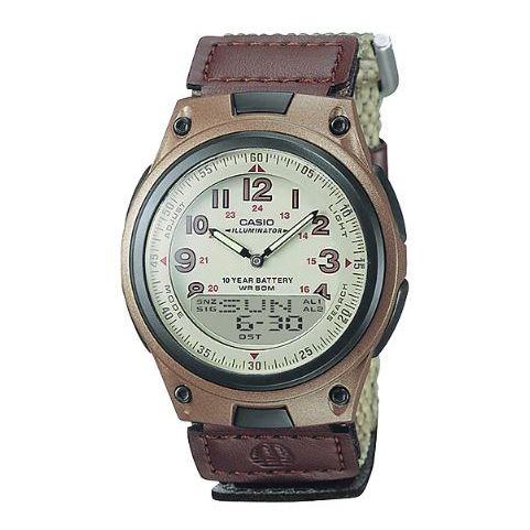 Casio AW-80V-3BV Watch