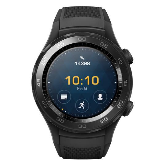 Huawei Watch2 4G Sport Smart Watch Carbon Black