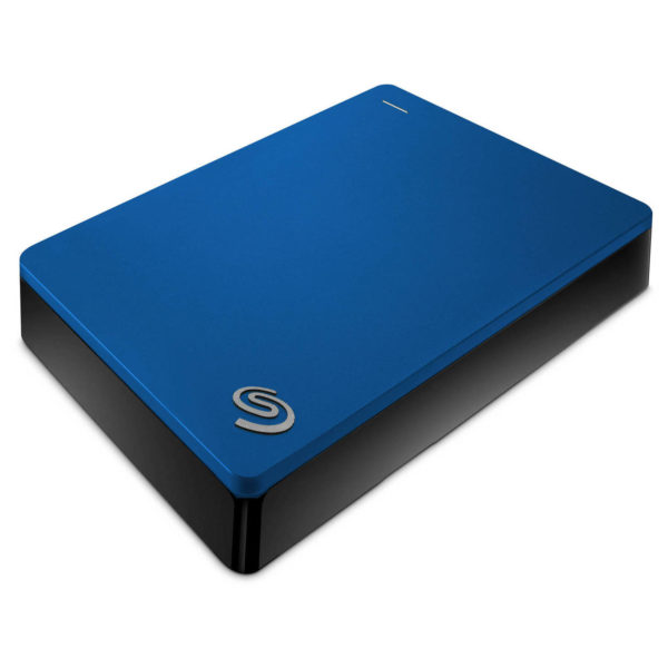 Seagate Backup Plus Portable External Drive 4TB USB3.0 Blue