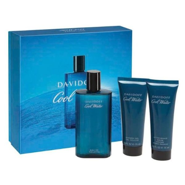 086d53391 Davidoff Cool Water Gift Set For Men (Davidoff Cool Water 125ml EDT + After  Shave