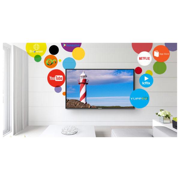 Panasonic TH55FX430M 4K UHD Smart LED Television 55inch