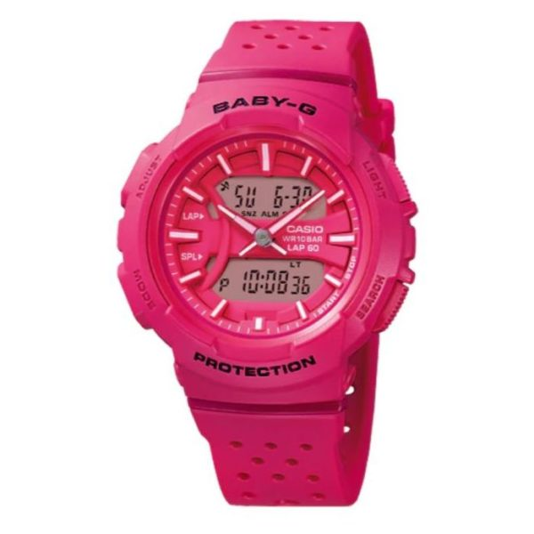 Casio BGA2404ADR Baby G Watch