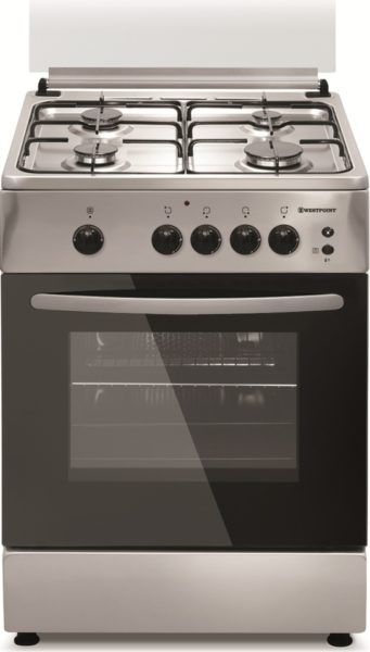 Westpoint 4 Gas Burners Cooker WCLM6640G6IG