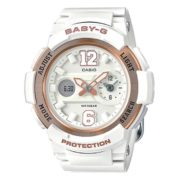Casio BGA2107B3DR Baby G Watch