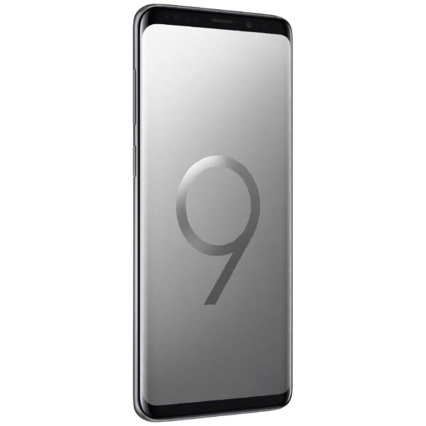 Samsung Galaxy S9+ 128GB Titanium Grey 4G Dual Sim - S9 Plus