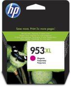 HP 953XL F6U17AE High Yield Magenta Original Ink Cartridge