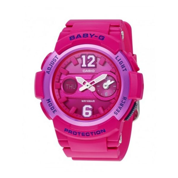 Casio BGA2104B2DR Baby G Watch