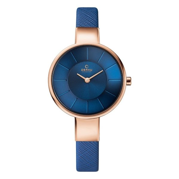 Obaku V149LXVLRA Ladies Watch