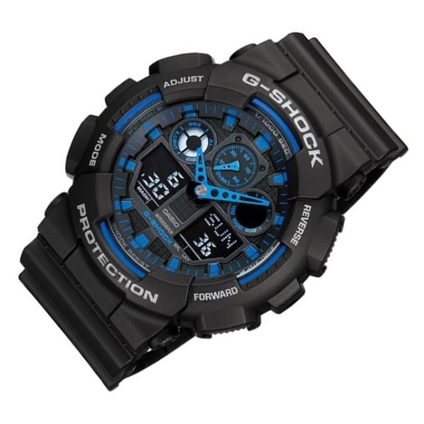 Casio GA-100-1A2 G-Shock Watch