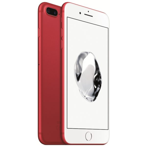 Apple iPhone 7 Plus 128GB (PRODUCT) Red Special Edition With FaceTime