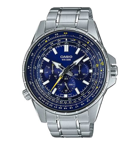 Casio MTP-SW320D-2AV Enticer Men's Watch