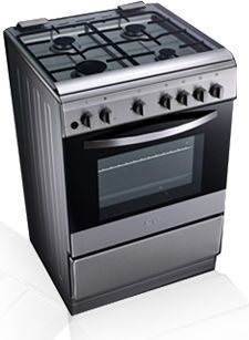 LG 4 Gas Burners Cooker LF68V00S