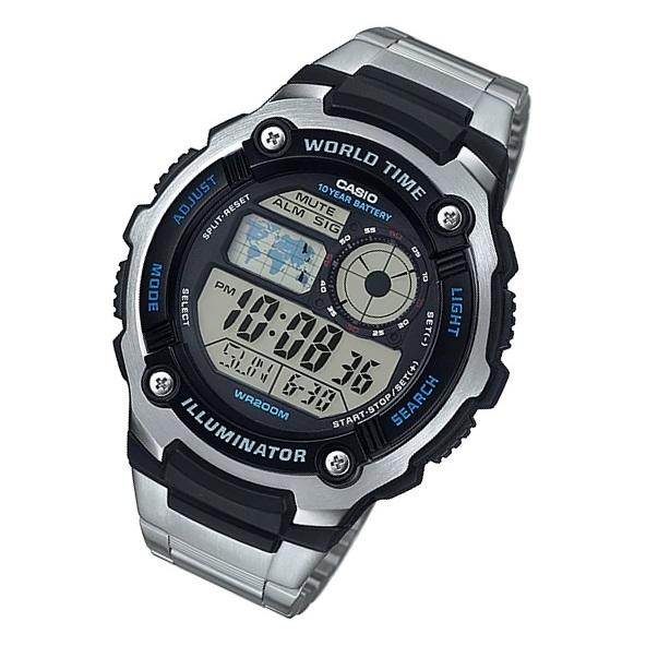 Casio AE-2100WD-1AV Youth Unisex Watch