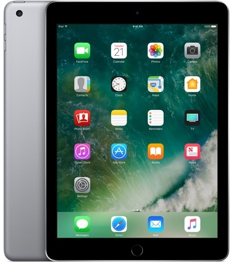 Apple iPad - iOS WiFi+Cellular 32GB 9.7inch Space Grey