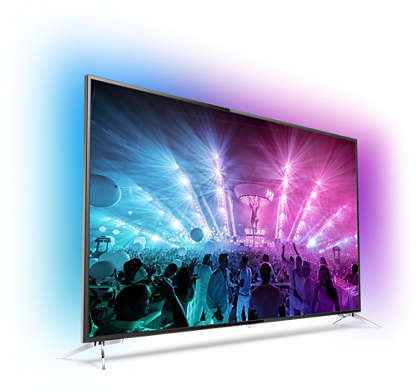 Philips 55PUT7101 Ultra HD 4K Smart LED Television 55inch