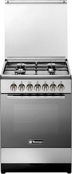 Tecnogas 4 Gas Burners Cooker C3X66G4VE