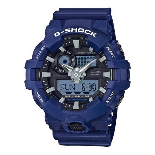 Casio GA-700-2A G-Shock Watch