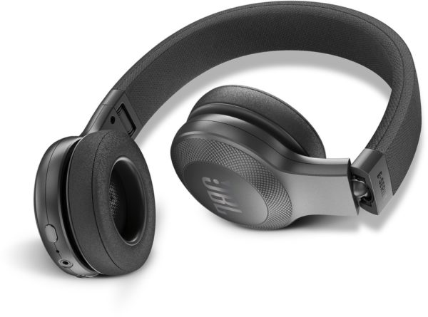 JBL Over Ear Headphone Black E45BT