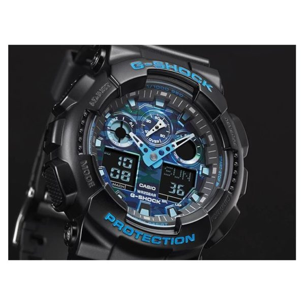 Casio GA-100CB-1A G-Shock Watch