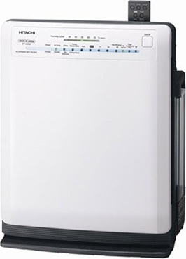Hitachi Air Purifier White 46m2 EPA6000