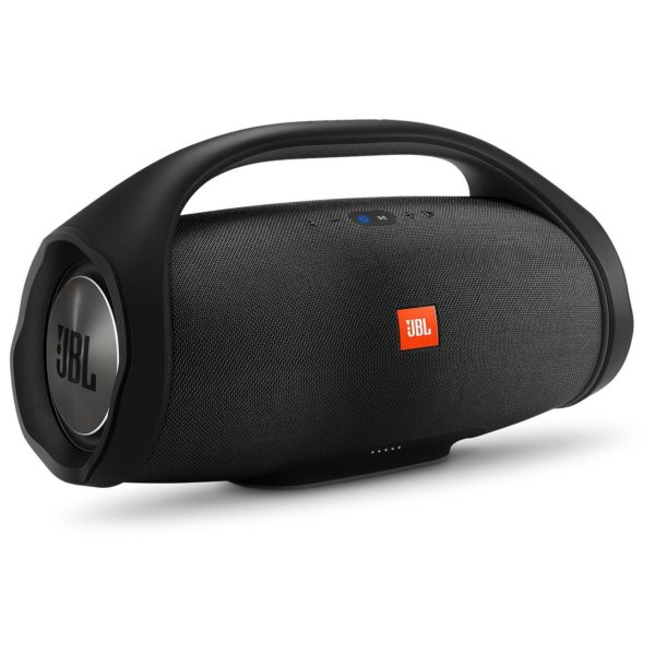 JBL Boombox Portable Bluetooth Speaker Black Price, Specifications & Features