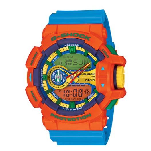 Casio GA400-4A G-Shock Watch