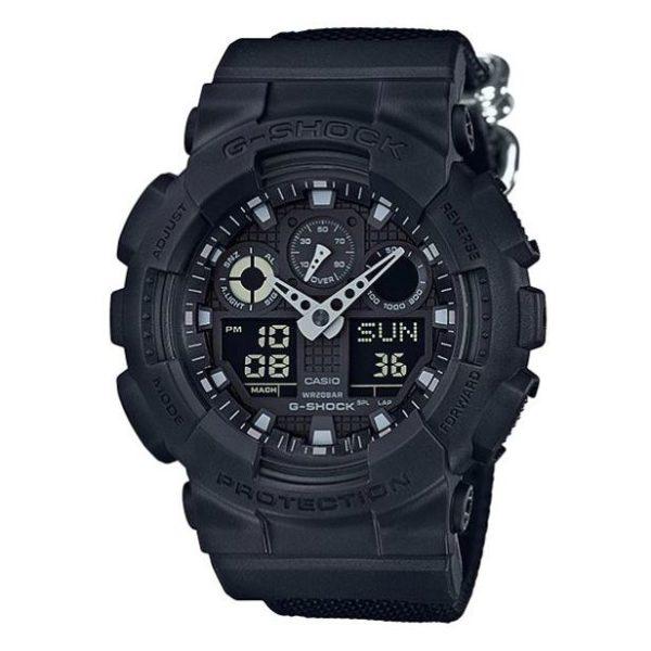 Casio GA-100BBN-1A G-Shock Watch
