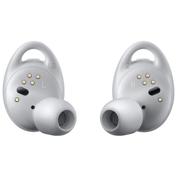 Samsung Gear IconX 2018 Universal Cord Free Fitness Tracker Earbud Grey - SM-R140