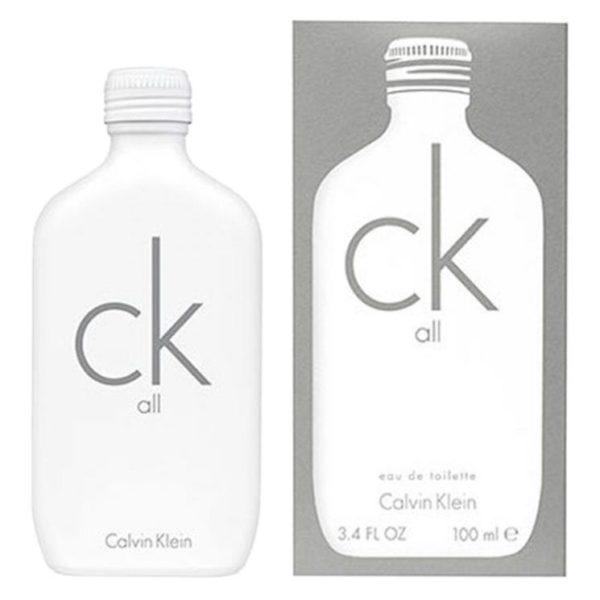 Calvin Klein All Perfume For Unisex 100ml Eau de Toilette