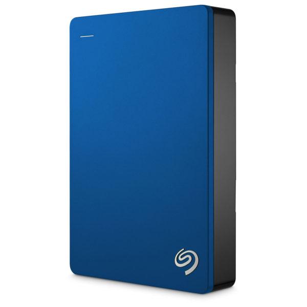 Seagate Backup Plus Portable External Drive 5TB Blue