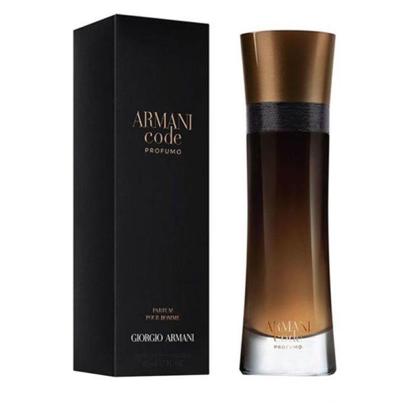Armani Code Perfumo Perfume For Men 60ml Eau de Toilette