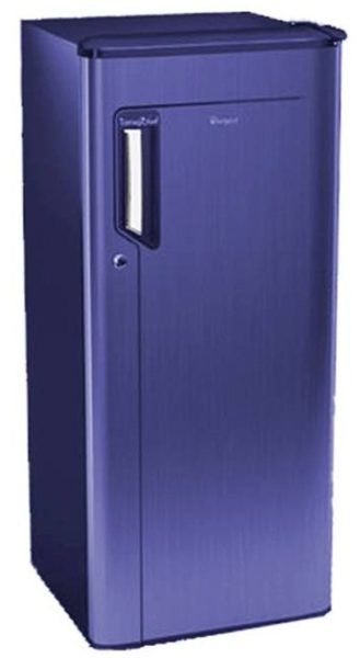 Whirlpool Single Door Refrigerator 190 Litres Wmd205vl