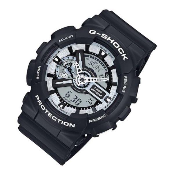 Casio GA-110BW-1A G-Shock Watch
