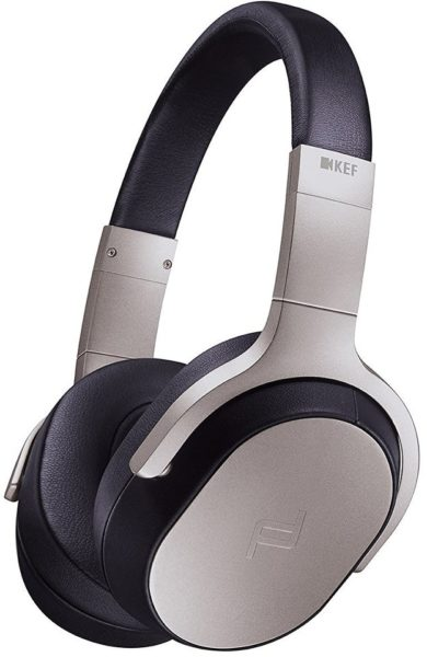 KEF SP3901GA Porsche Design Space One Headphone Titanium Grey