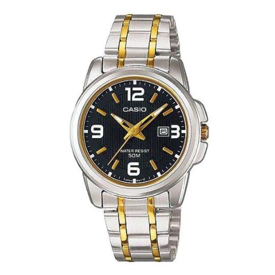 Casio LTP-1314SG-1AV Enticer Women's Watch
