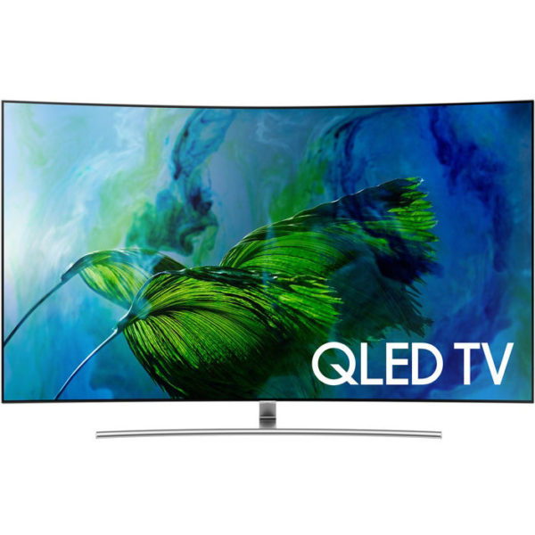 Samsung 65Q8C 4K Curved Smart QLED Television 65inch