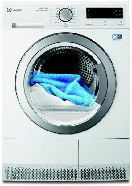 Electrolux Dryer 9kg EDH3497TDW