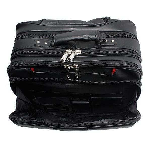Byond BALTROLLEY Balendin Trolley Bag Black