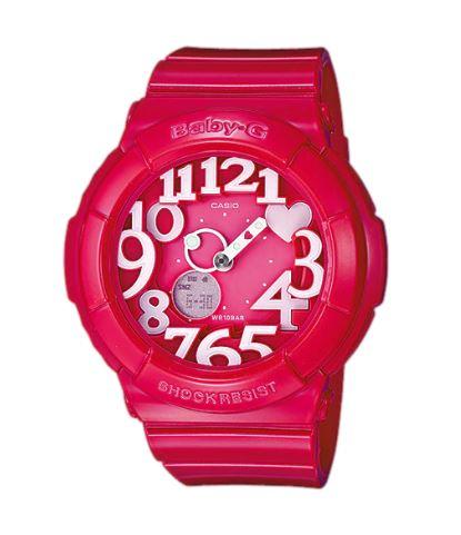 Casio BGA-130-4BDR Baby G Watch