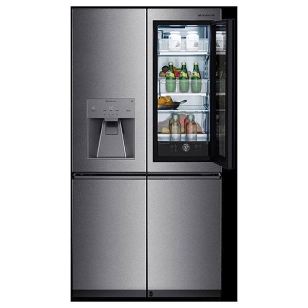 LG SIGNATURE InstaView Door-in-Door Refrigerator 930 Litres GRX33FGNGL