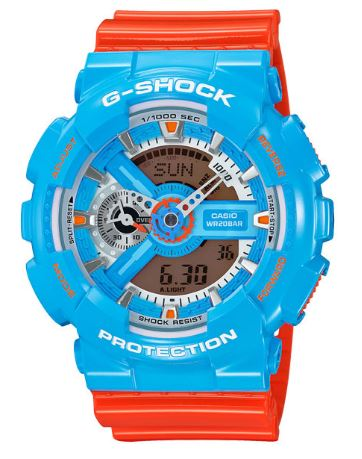 Casio GA-110NC-2ADR G-Shock Watch