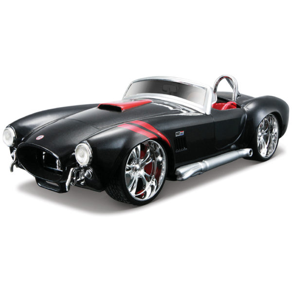 Maisto 39302 AS Shelby Cobra427 1:24 - Color May Vary