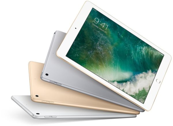 Apple iPad - iOS WiFi 32GB 9.7inch Gold with FaceTime