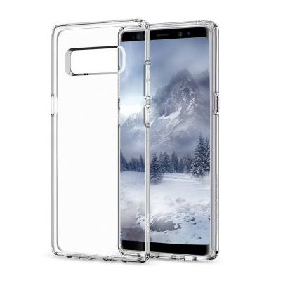 Buy Devia Shockproof TPU & PC Back Case Crystal Clear For