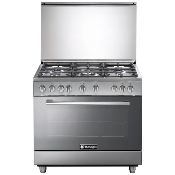 Tecnogas 5 Gas Burners Cooker C3X96G5VCF