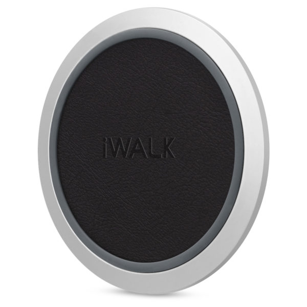 Iwalk Wireless Charger - Black/Silver